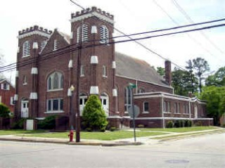 Trinity United Methodist