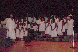 B.B. Thompson Choir