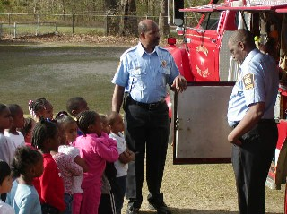 Career Day at Rosenwald