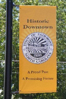 Downtown Banner