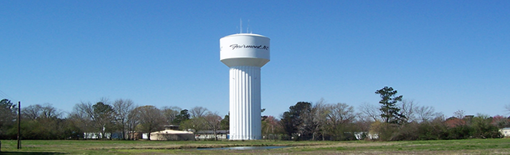 Fairmont Water Tower